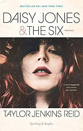 Favourite books. Broad World. Daisy Jones and the Six.
