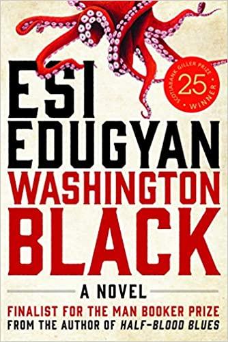 Favourite books. Washington Black