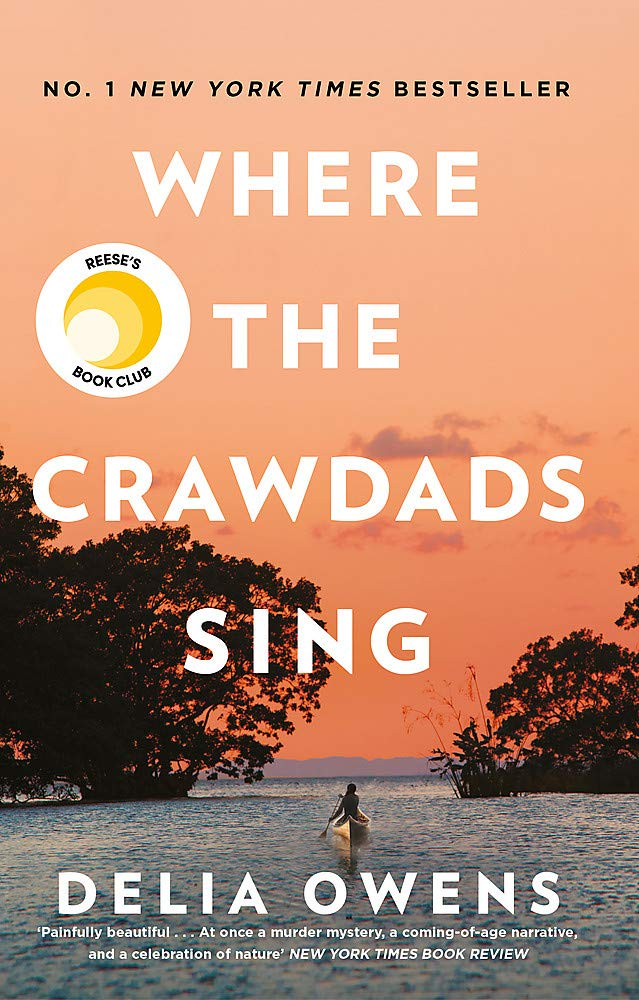 Favourite books.  Broad World. Where the Crawdads Sing.
